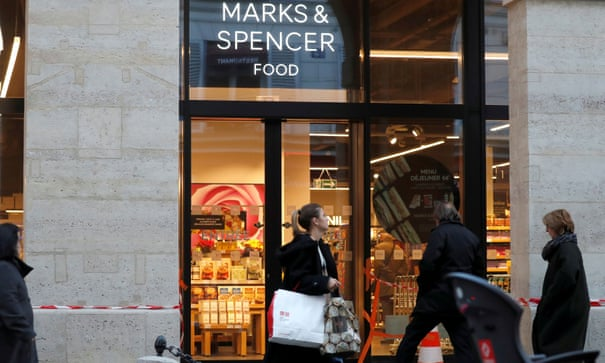 M&S may close some French stores due to supply chain delays caused by Brexit