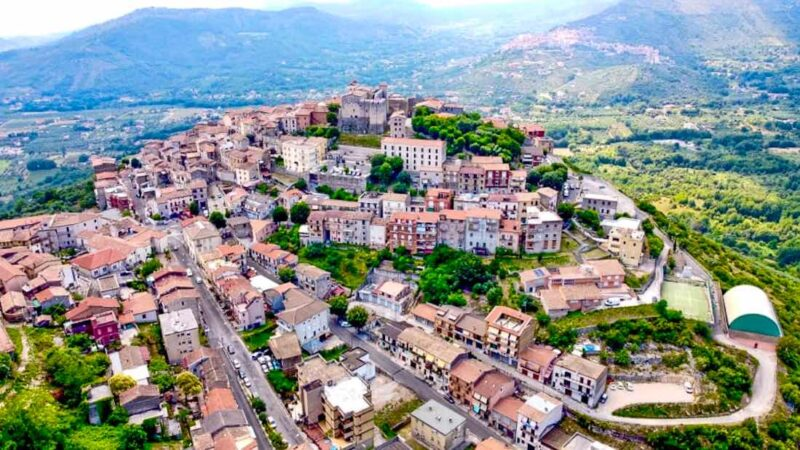 A Town Near Rome is Selling Old Homes for $1, a Trend Across Italy in Many Beautiful Villages