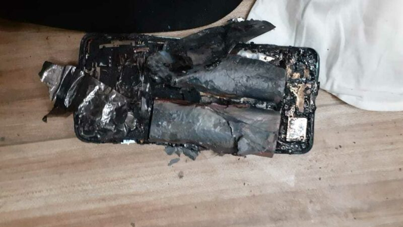 OnePlus Nord 2 5G explodes in Indian lawyer's pocket